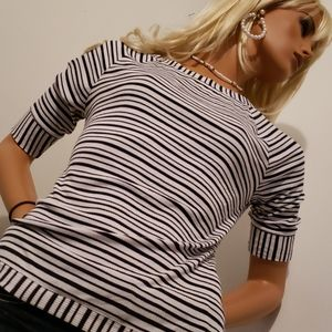 NWOT CATO BEACHY TOP SIZE MED